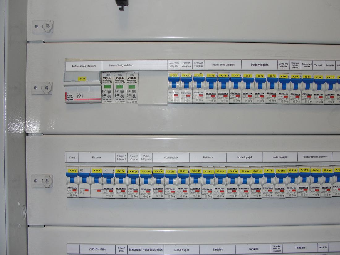 villamos berendezések érintésvédelmi vizsgálata